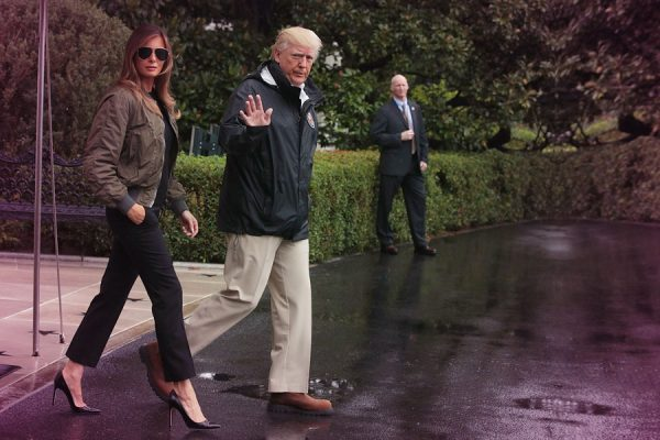 Trump Reversed Obama's Protective Flooding Regulations Just Days Before Hurricane Harvey