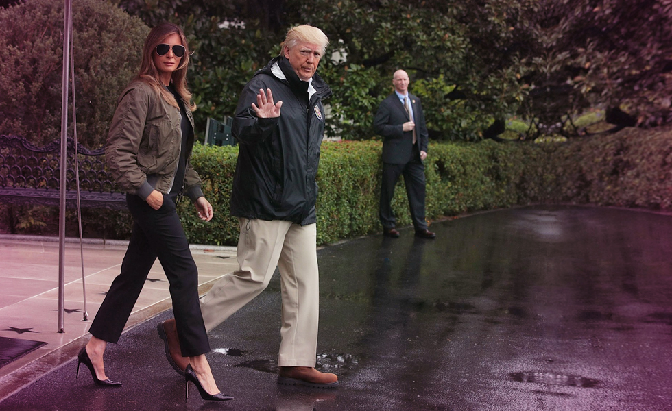Trump Reversed Obama's Protective Flooding Regulations Just Days Before Hurricane Harvey