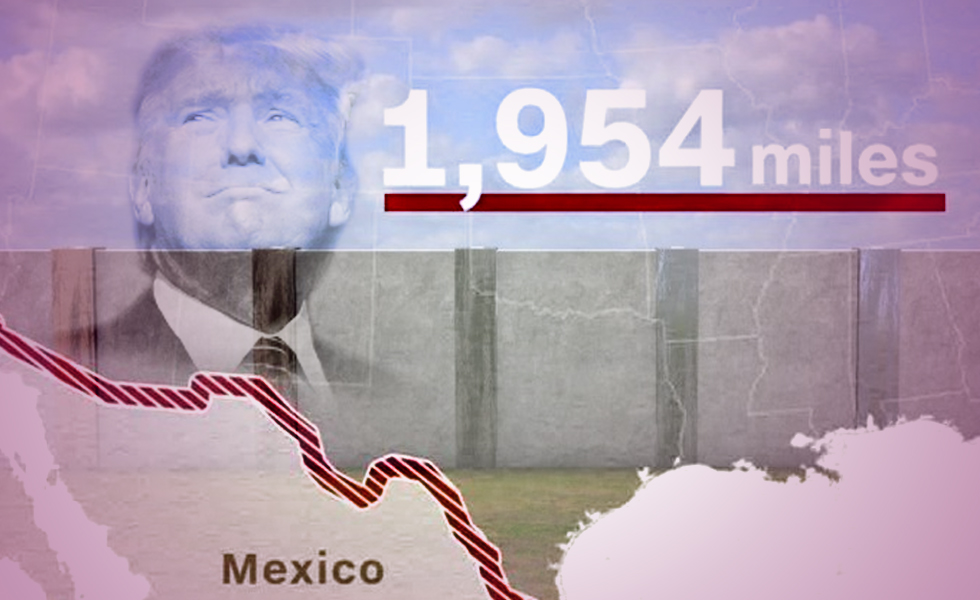 Will Trump`s Wall Work as Planned? donald-trump-mexico-wall