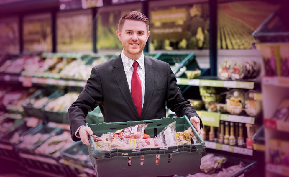 UK Supermarket Giant Is Now Giving All Unsold Food to Charity