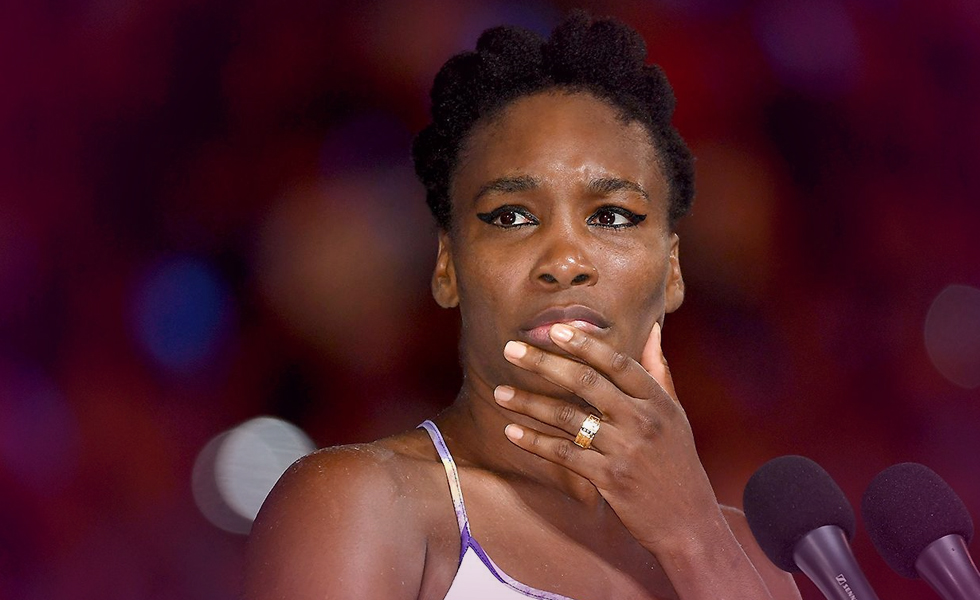 Tennis Star Venus Williams Sued For Wrongful Death In Fatal Car Crash