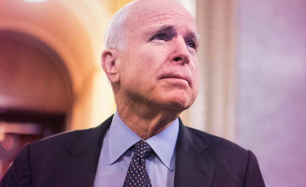 Why John McCain Does Not Support Trump's Pardon Of Sheriff Joe Arpaio