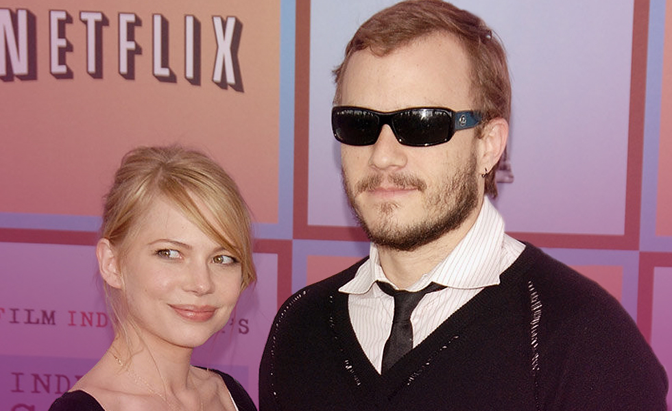 Michelle Williams Heath Ledger