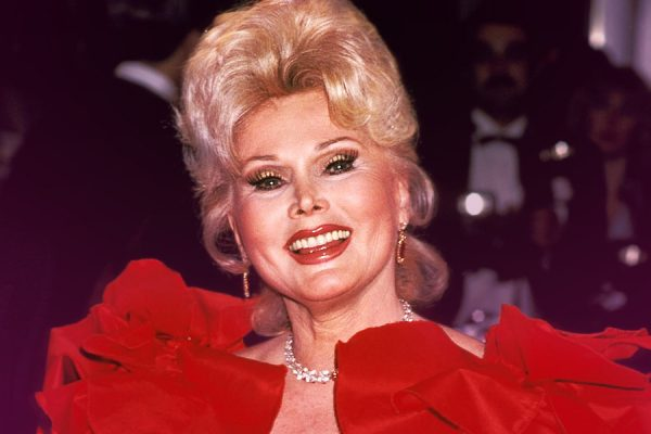 Zsa zsa Gabor takes her final bow at 99 years' old