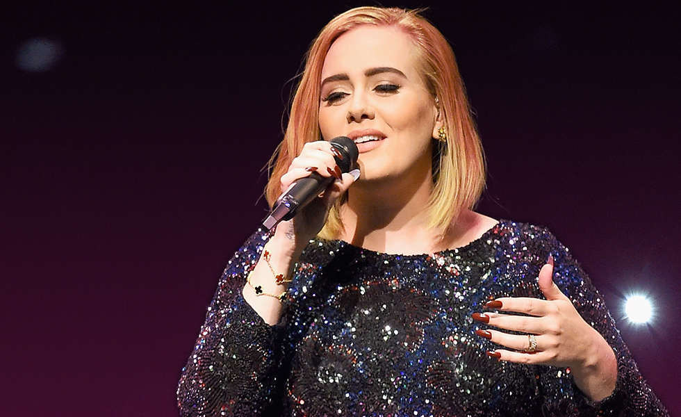 Is Adele singing at the Super bowl?