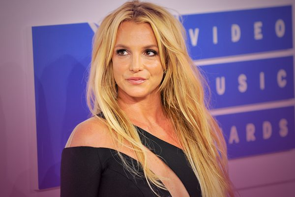 Britney Spears Sues