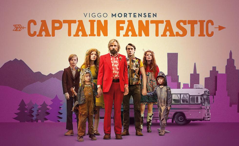 Captain Fantastic – Viggo Mortensen and the Oscar