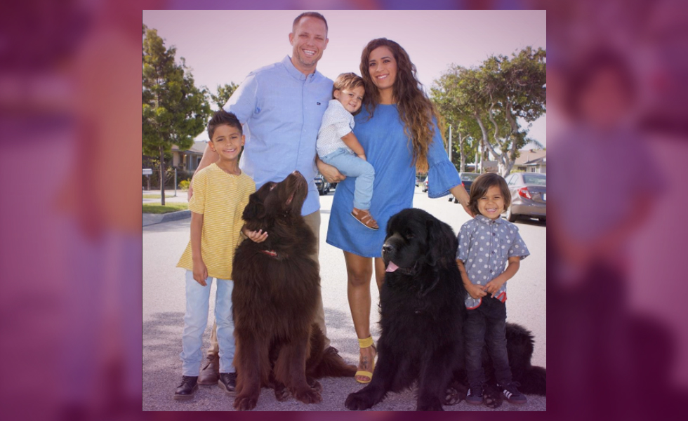 Family Who Accidentally Adopted Two Massive Monsters Couldn't Be Happier