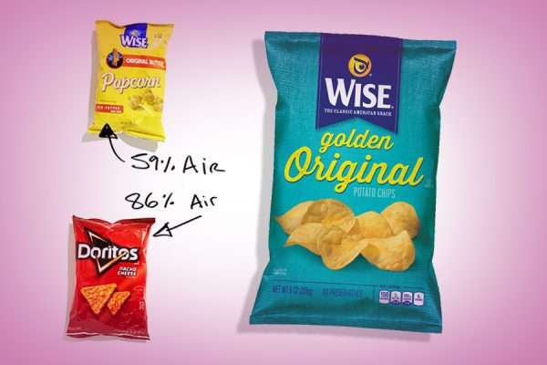 Lawsuit over half-filled bags of crisp full_of_air