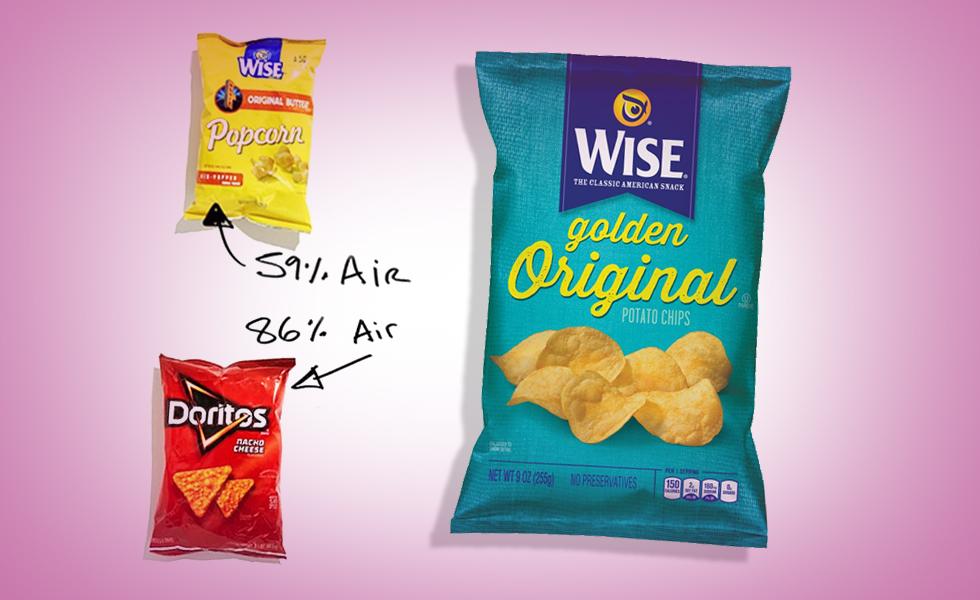 Lawsuit over half-filled bags of crisp full_of_air