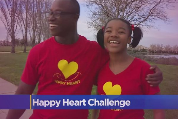 Happy Heart Initiative launched by 11-year-old to fight child obesity