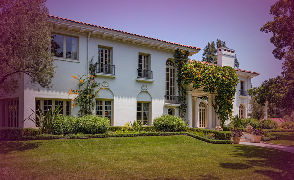 Angelina Jolie Buys Historic Cecile B. DeMille Estate for $25M