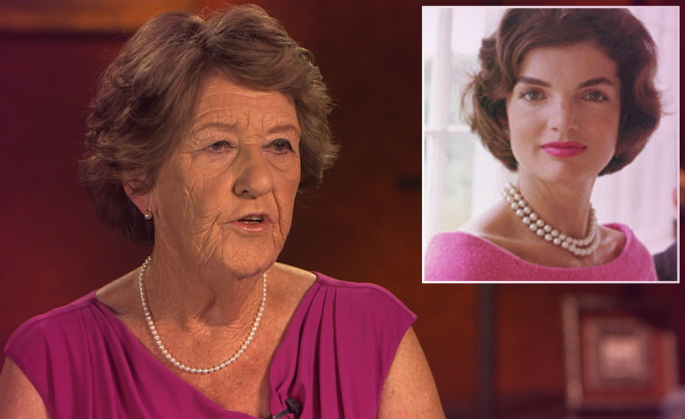 Jackie Kennedy Former Personal Assistant Shares Her Experience In New Book