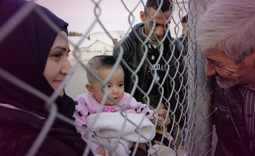 Are greater numbers of migrants heading for Cyprus?