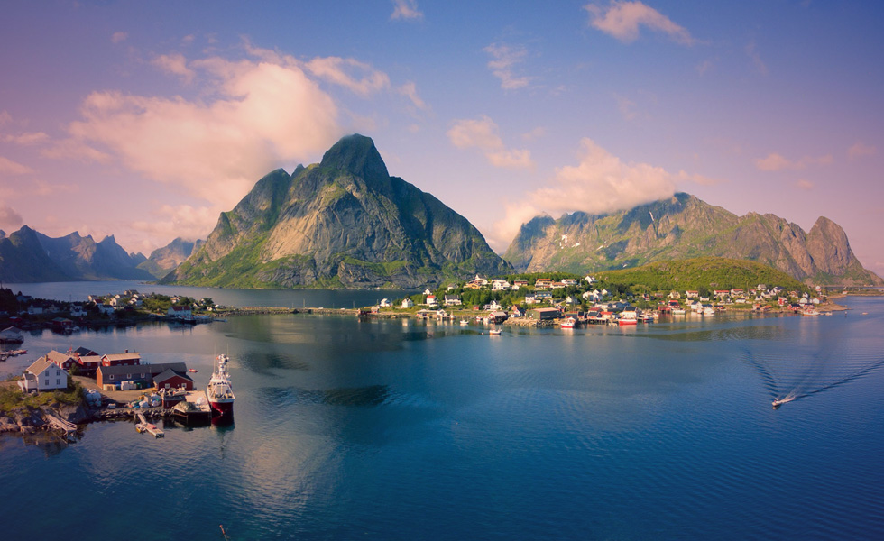 Norway the happiest country on Earth