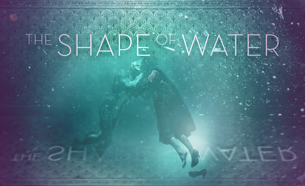 """"""" The Shape of Water """": Guillermo del Toro's New Water Creature Love Story"""