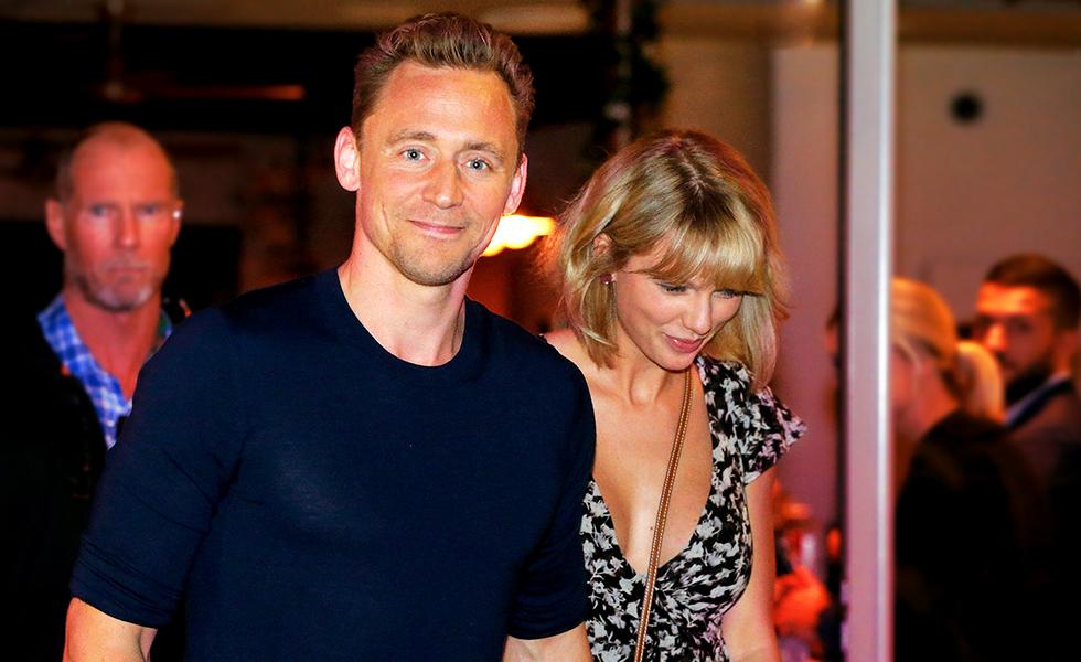 What drew Tom Hiddleston to Taylor Swift?