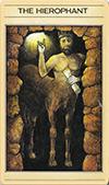 The Hierophant (Reversed)