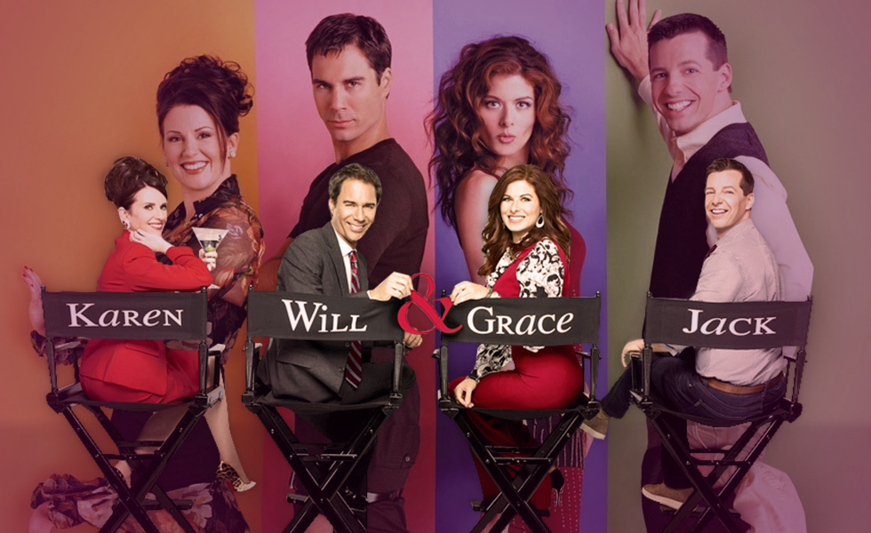 They're Back! NBC Releases New ' Will & Grace ' Promo
