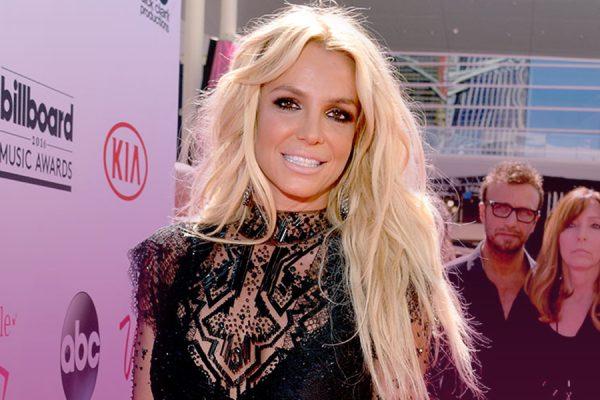Britney Spears New Hair