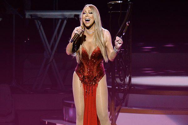 Mariah Carey Caesers Palace