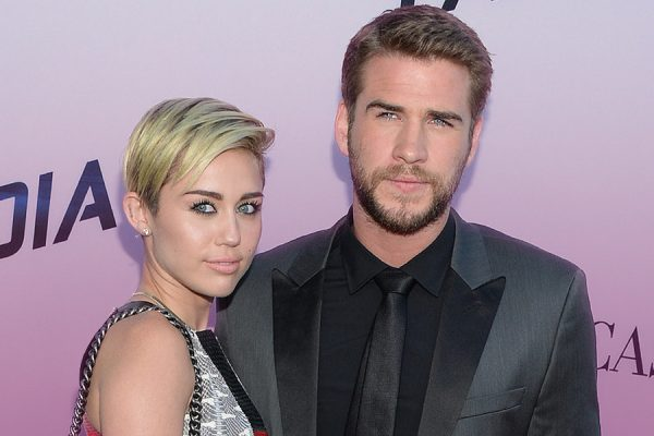 Miley Cyrus & Chris