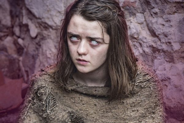 Maisie Williams GOT Season 7
