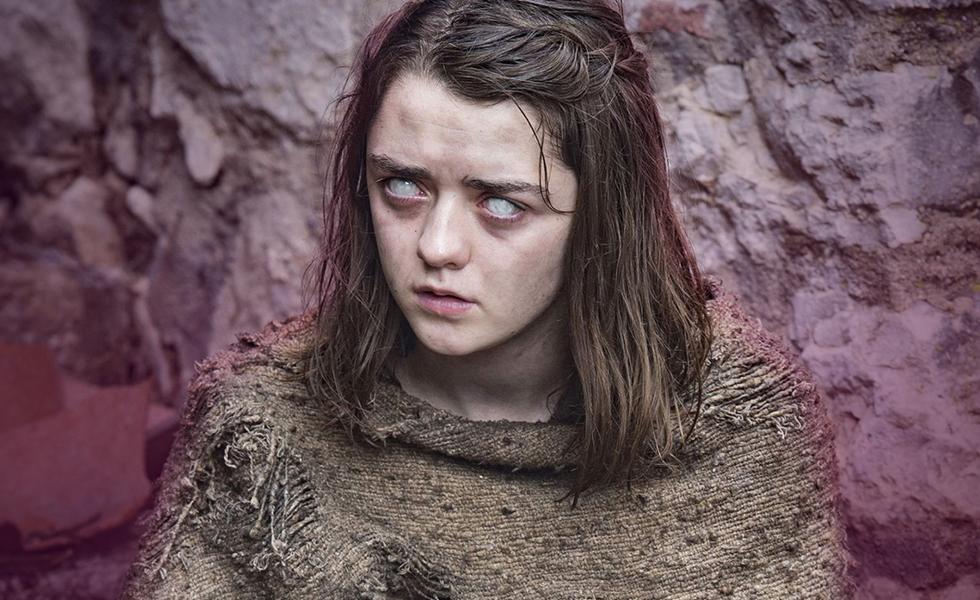 Maisie Williams GOT Season 7