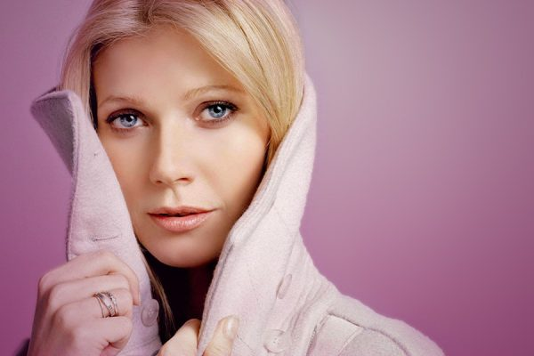 What did Gwyneth Paltrow do for her Birthday?