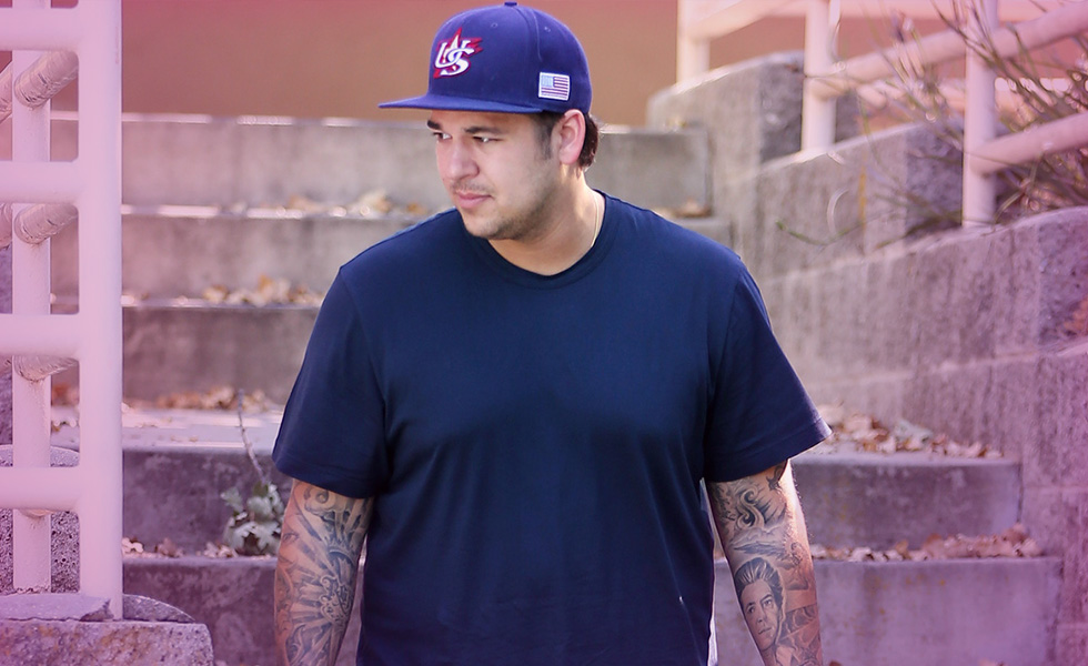 Rob Kardashian rob kardashians family are concerned
