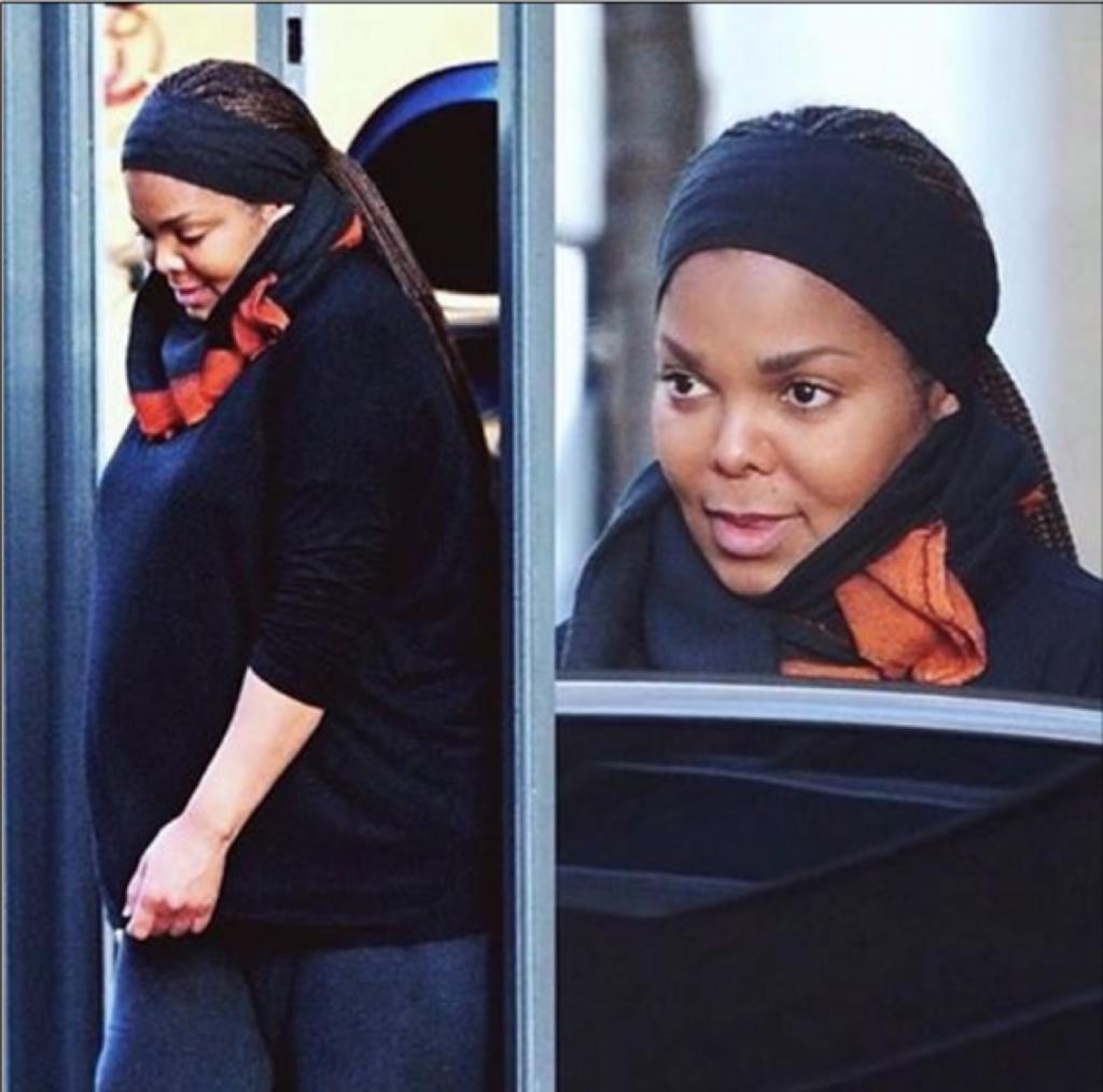 Janet Jackson Pregnancy