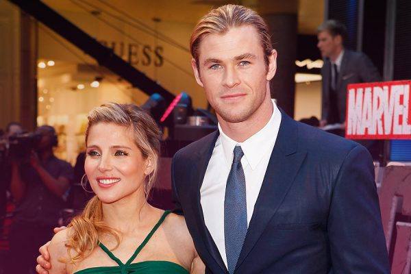 Chris Hemsworth Troubled Marriage