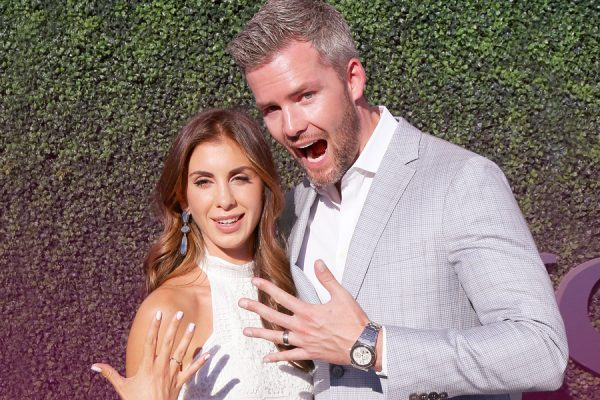 Emilia Bechrakis Ryan Serhant Married