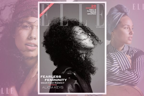 Alicia Keys bares all, but it's not what you think!