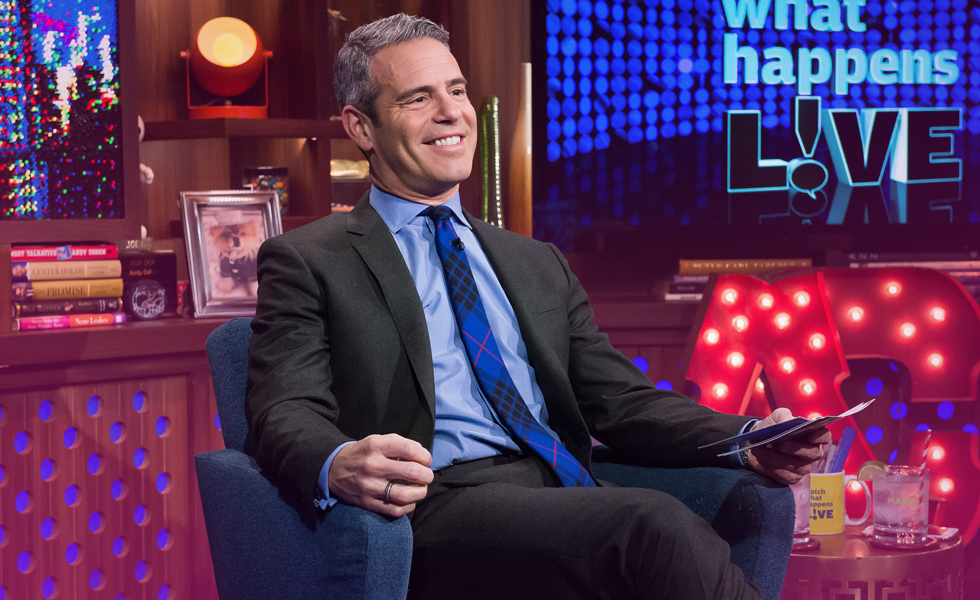 Andy Cohen Taylor Swift