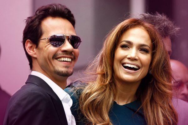 Jennifer Lopez dazzles with Marc Anthony in Miami!