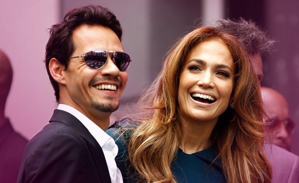 Jennifer Lopez dazzles with Marc Anthony in Miami!