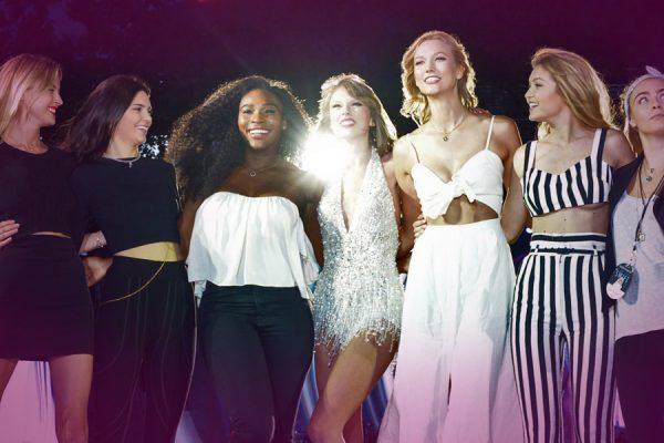 Serena Williams advice to Taylor Swift…