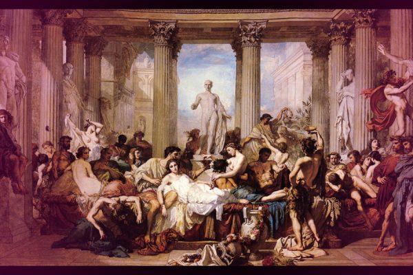 Saturnalia in Ancient Rome