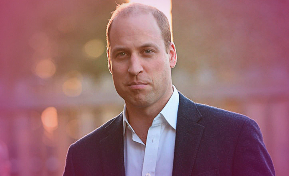 Future King of England, Prince William open up about his loss.