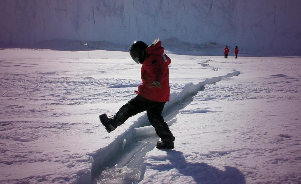 CRAIC in Antarctica.