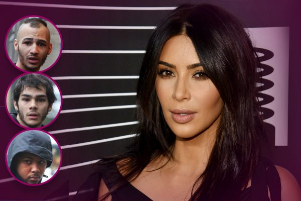 Kim Kardashian Attack