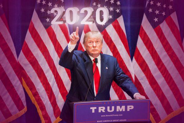Donald Trump for President in 2020