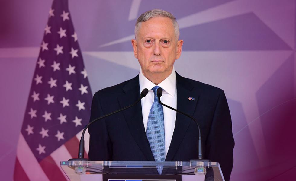 Mad Dog Mattis warning to NATO Allies.