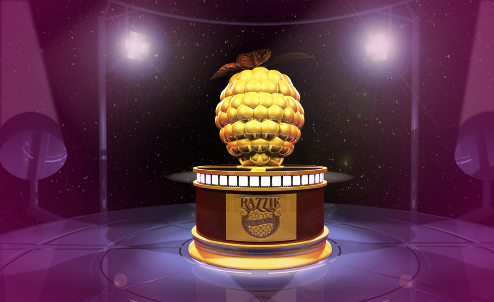 Worst movies of the year, Razzies