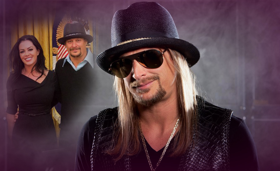 Kid Rock Engaged to Longtime Girlfriend Audrey Berry