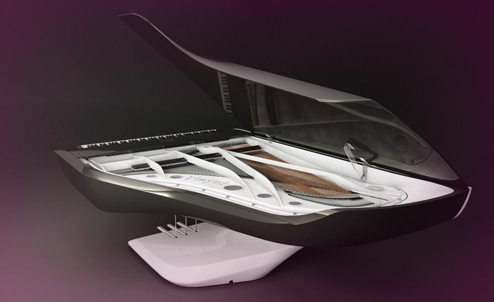 Meet the Peugeot Piano