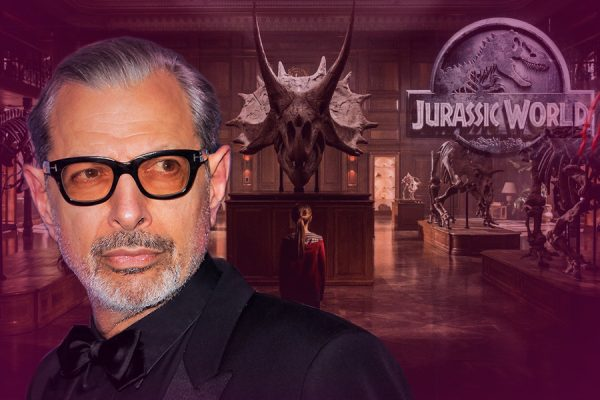 Jeff Goldblum Jurassic World 2