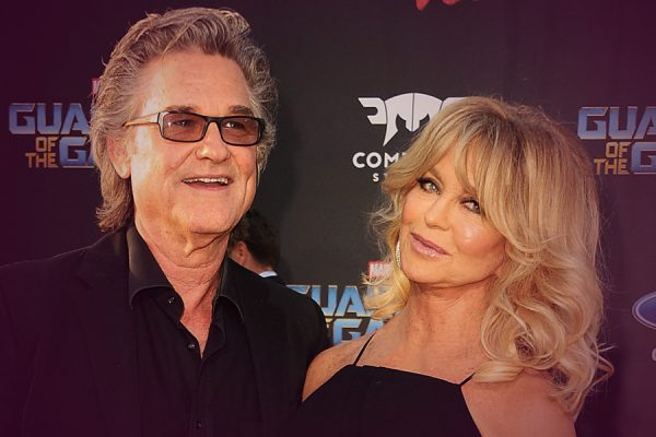 Kurt Russell And Goldie Hawn's First Date Was Interrupted by Police