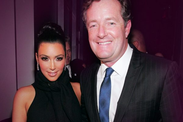 Piers Morgan Needs To Stop This Weird Crusade To Destroy Kim Kardashian